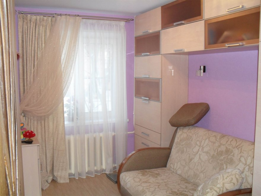 "Дизайн комнаты 6 кв.м "" картинки и фотографии дизайна кварти."